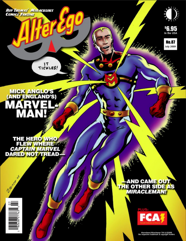 Write a Review for Alter Ego #98   League of Comic Geeks