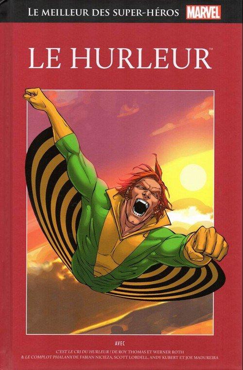 Le Meilleur des Super-Héros Marvel 108. Le hurleur