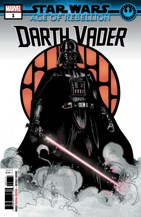 Star Wars: Age of Rebellion - Darth Vader #1