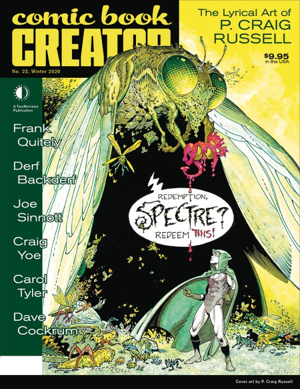 Comic Book Creator #22