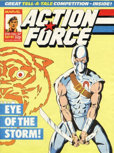 Action Force #41