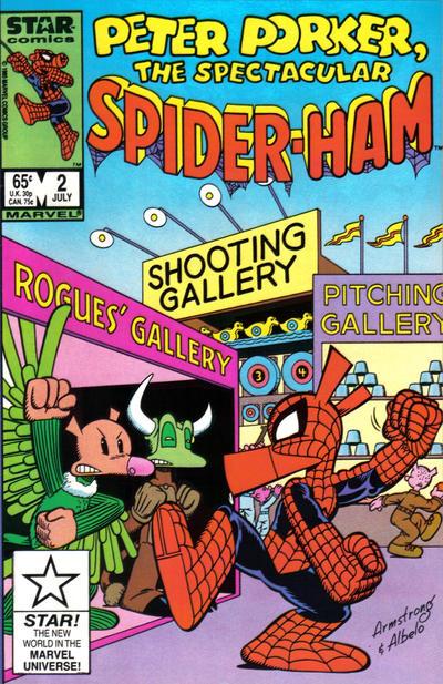 Peter Porker, The Spectacular Spider-Ham #2