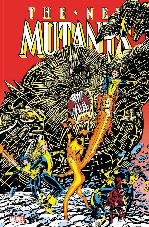 The New Mutants Omnibus Vol. 2 HC