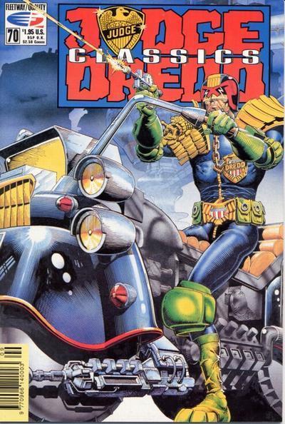 Judge Dredd Classics #70