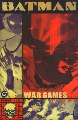 Batman: War Games - Act Two: Tides TP