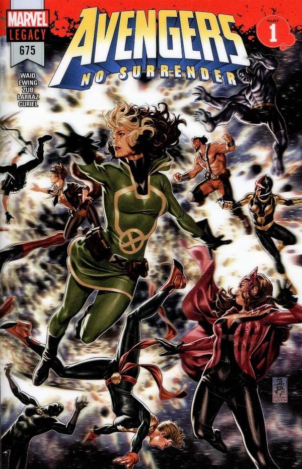 Avengers #675