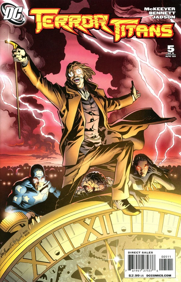 Terror Titans #5