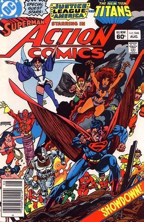 Action Comics #546