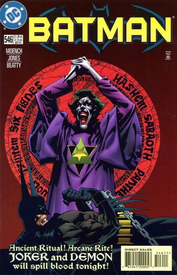 Batman #546