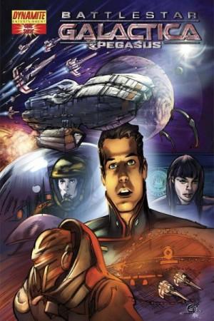 Battlestar Galactica: Pegasus #1