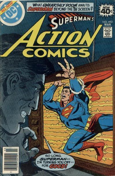 Action Comics #493