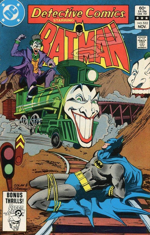 Detective Comics #532