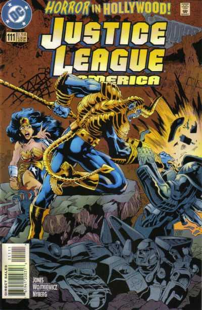 Justice League America #111