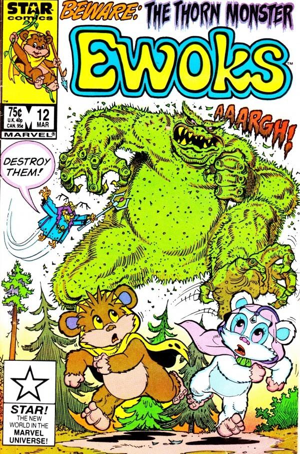 Ewoks #12