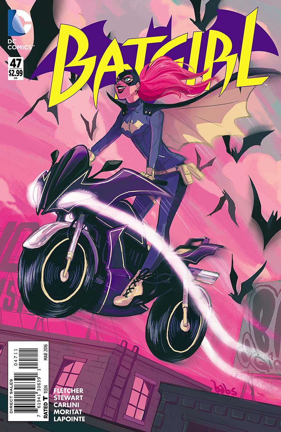 Batgirl #47