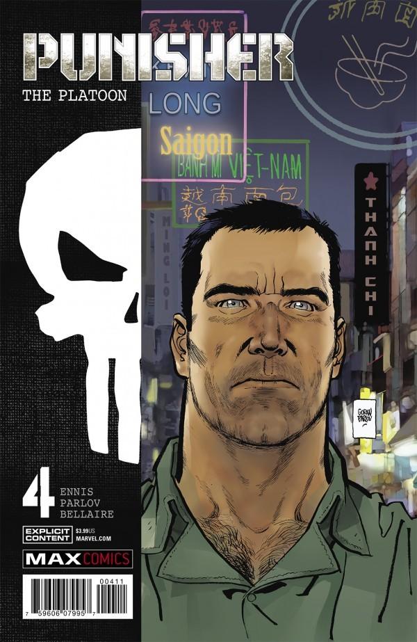 Punisher: The Platoon #4