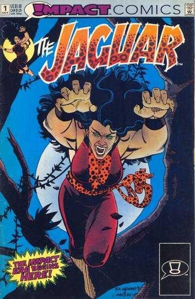 The Jaguar #1