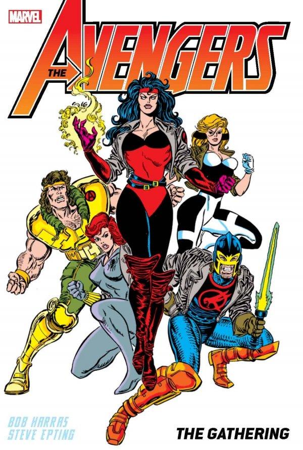 The Avengers: The Gathering Omnibus HC
