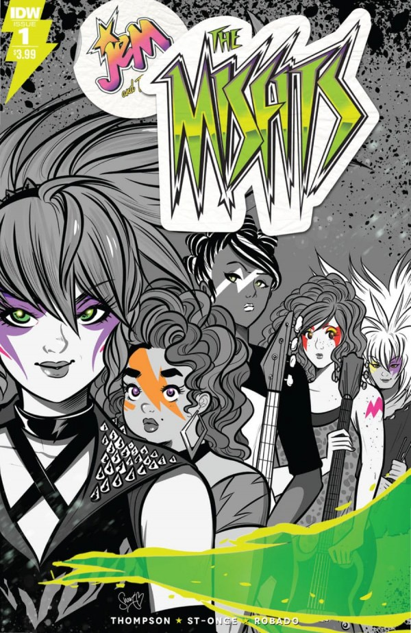 Jem and The Misfits #1