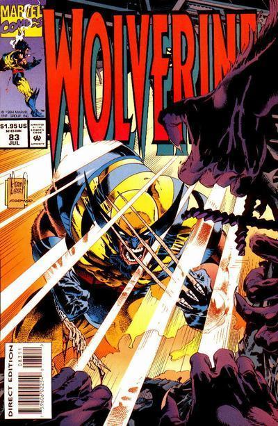 Wolverine #83