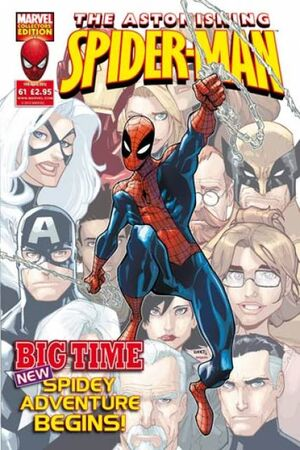 The Astonishing Spider-Man #61