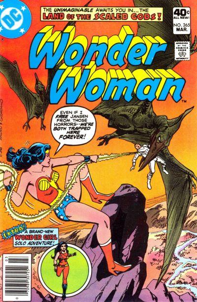Wonder Woman #265