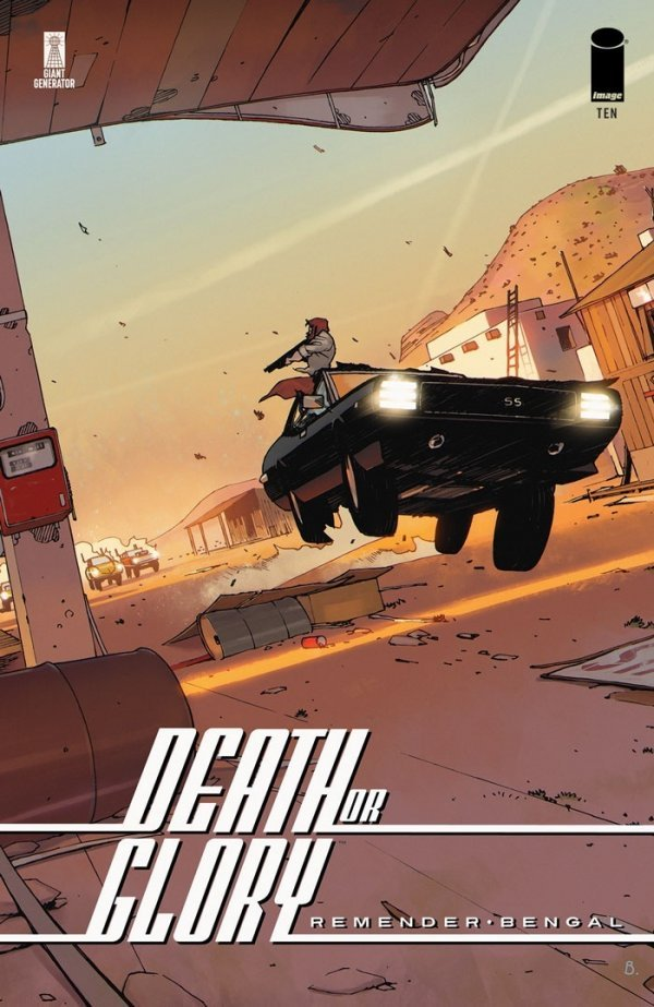 Death Or Glory #10 review