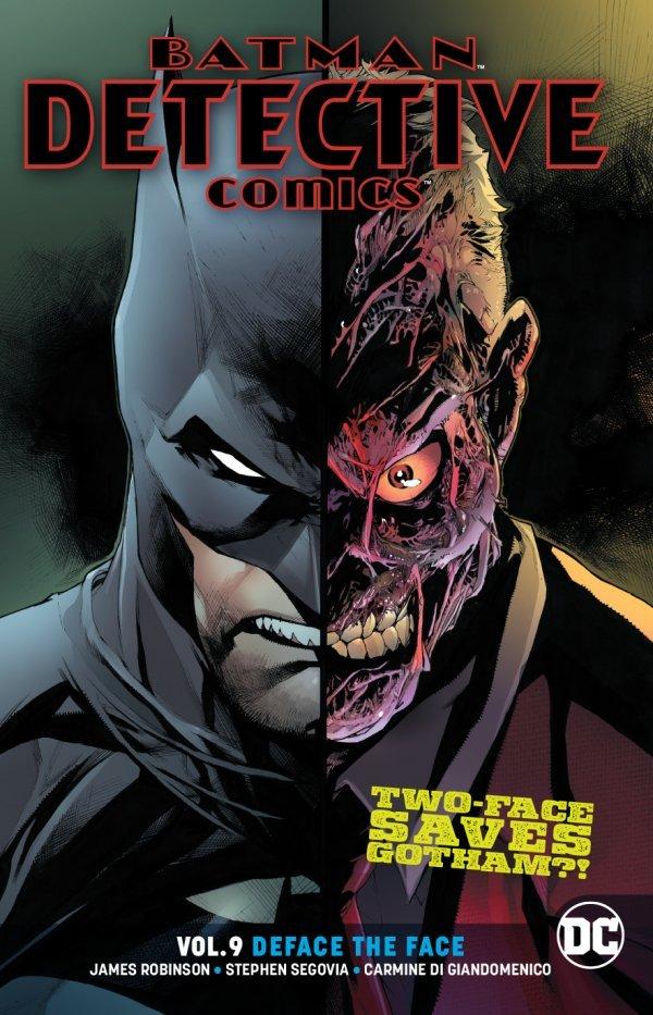 Batman: Detective Comics Vol. 9: Deface The Face TP