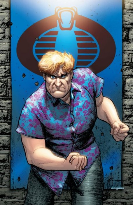 G.I. Joe: Cobra II #3
