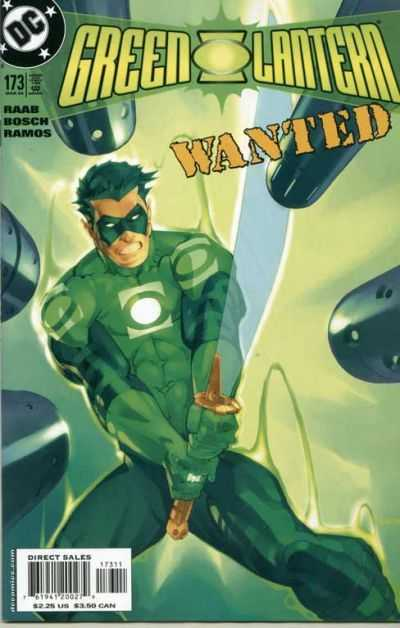 Green Lantern #173