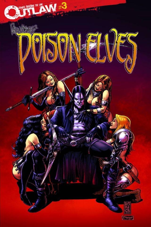 Poison Elves #3