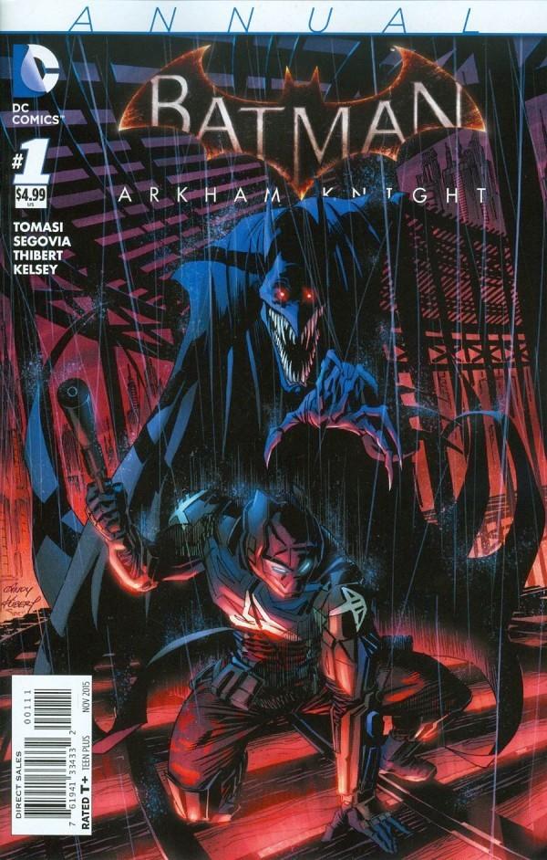Batman: Arkham Knight Annual #1