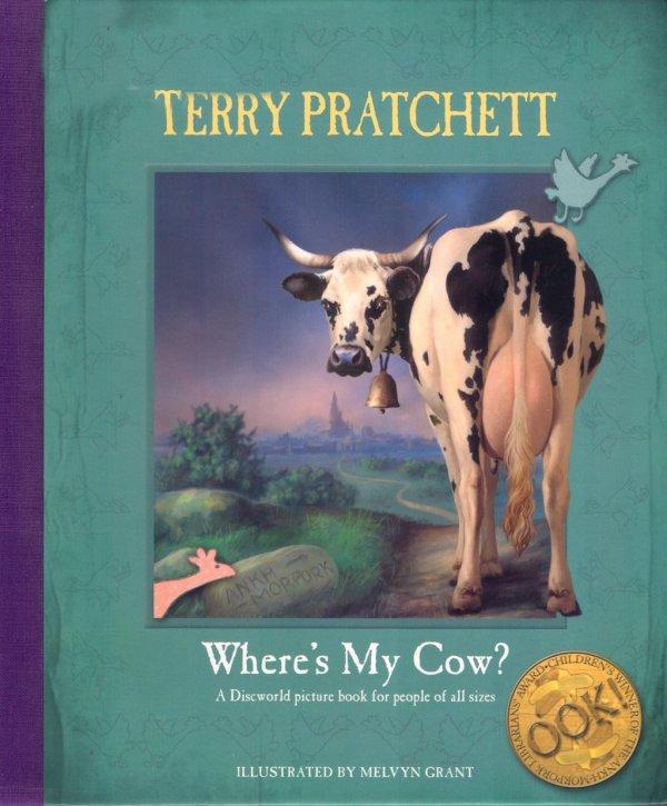 Terry Pratchett Where's My Cow? Vol 1. HC