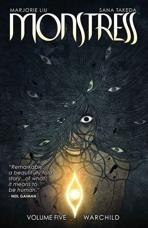 Monstress Vol. 5: Warchild TP