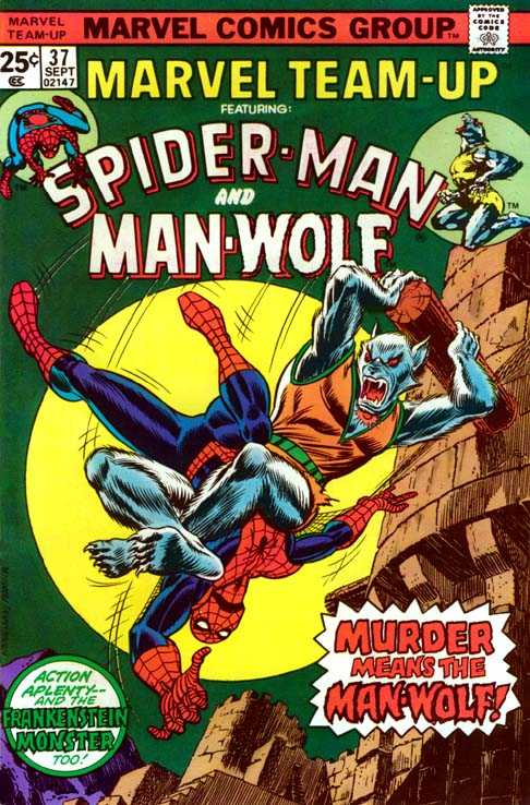 Marvel Team-Up #37