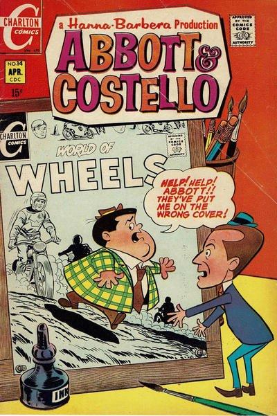 Abbott & Costello #14