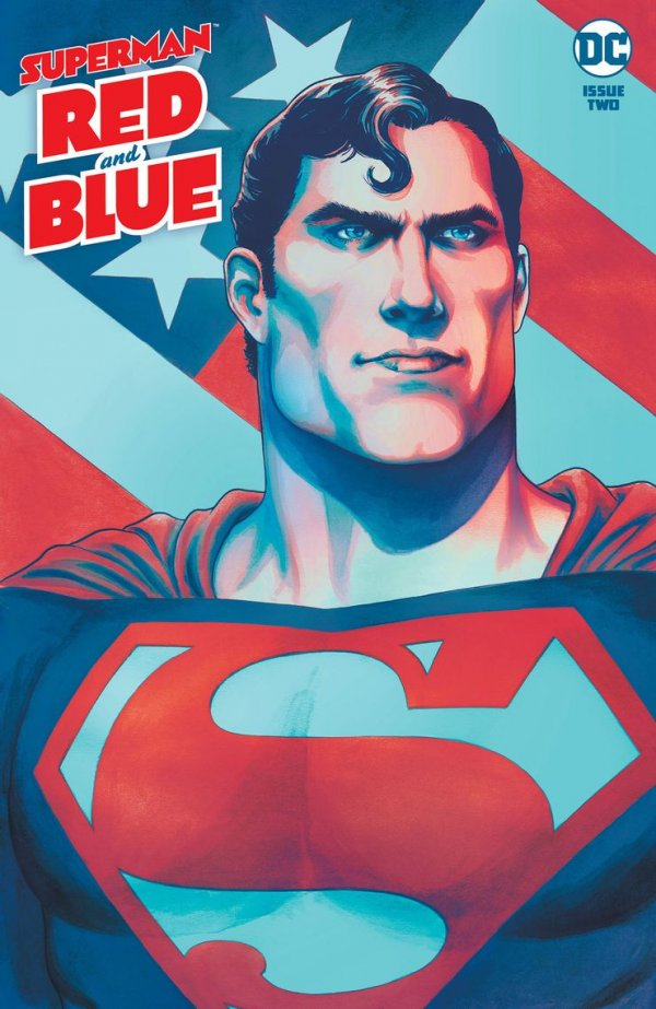 Superman: Red and Blue #2