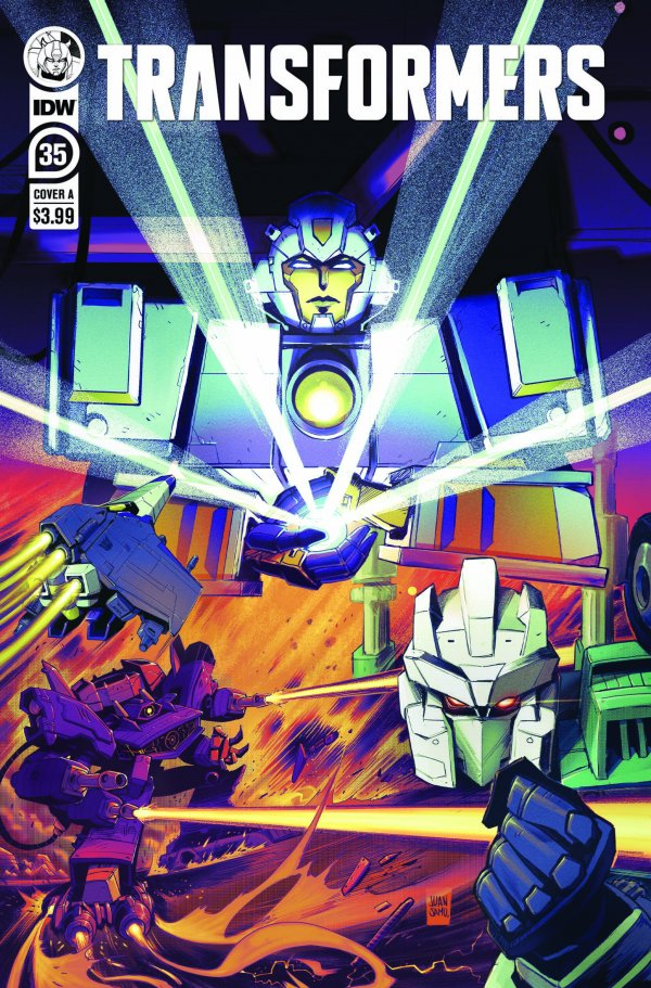 The Transformers #35