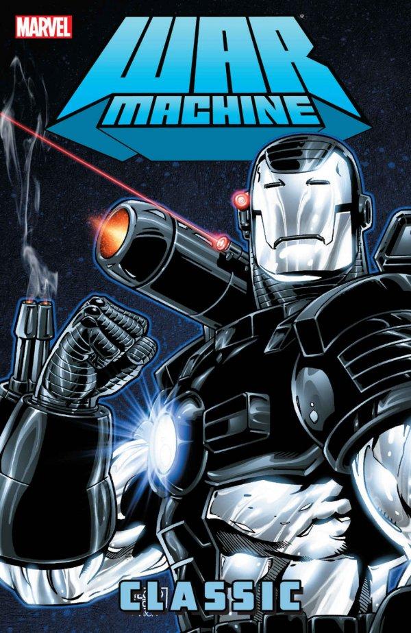 War Machine War Machine Classic Vol. 1 TPB