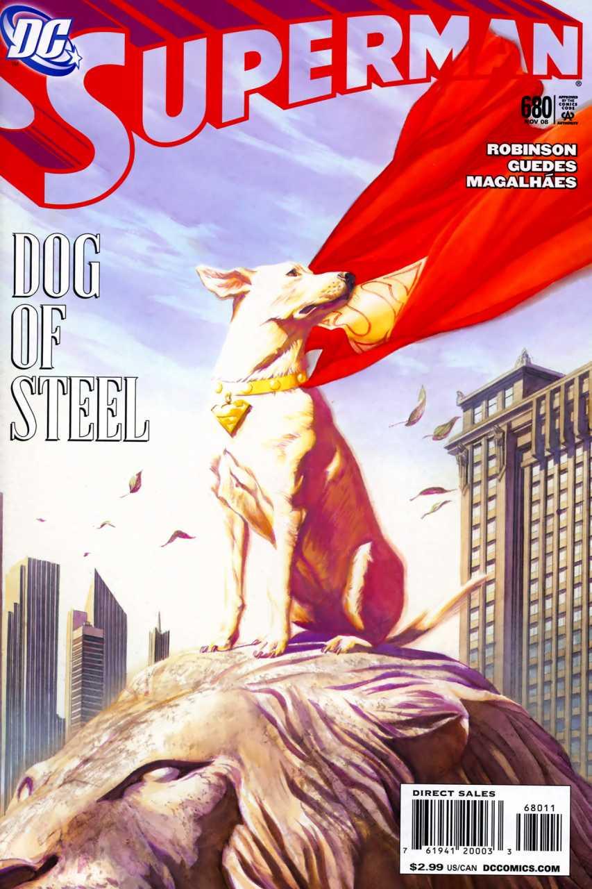 Superman #680
