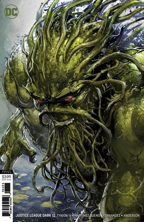 Justice League Dark #12