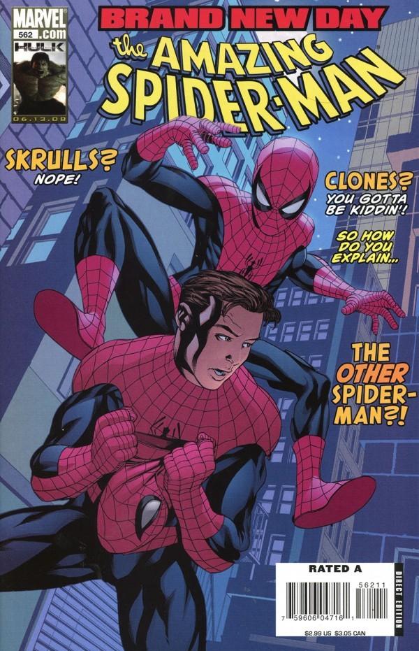 The Amazing Spider-Man #562