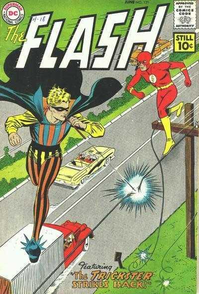 The Flash #121