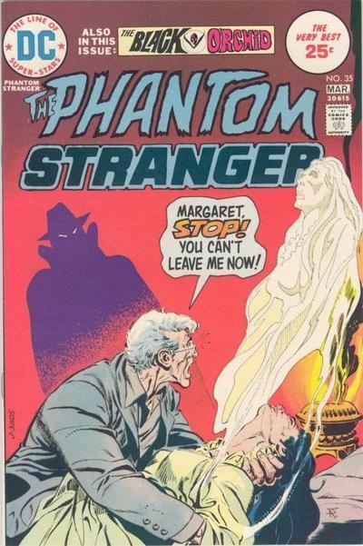 The Phantom Stranger #35