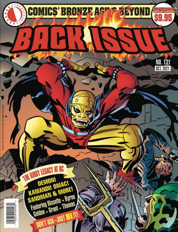 Back Issue #131