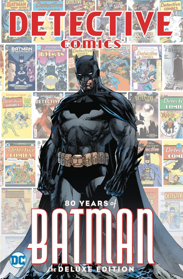 Detective Comics: 80 Years Of Batman Deluxe Edition HC