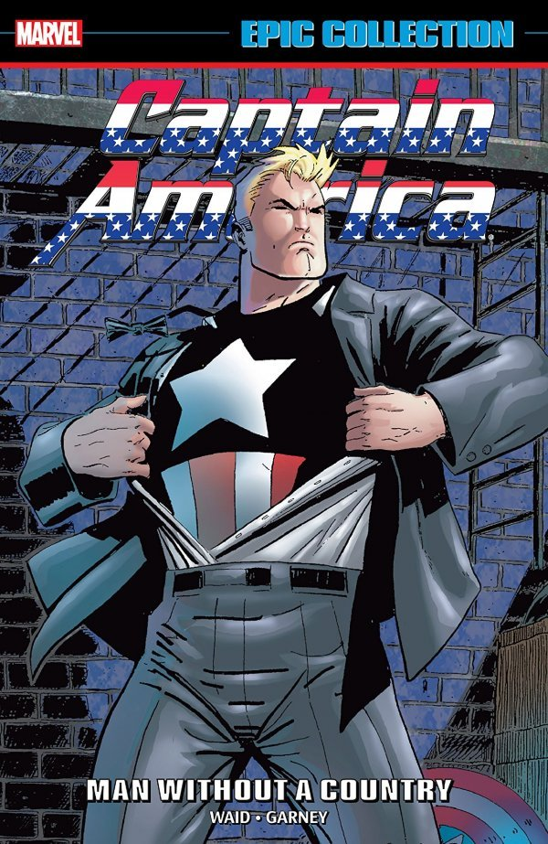 Captain America Epic Collection: Man without a Country TP