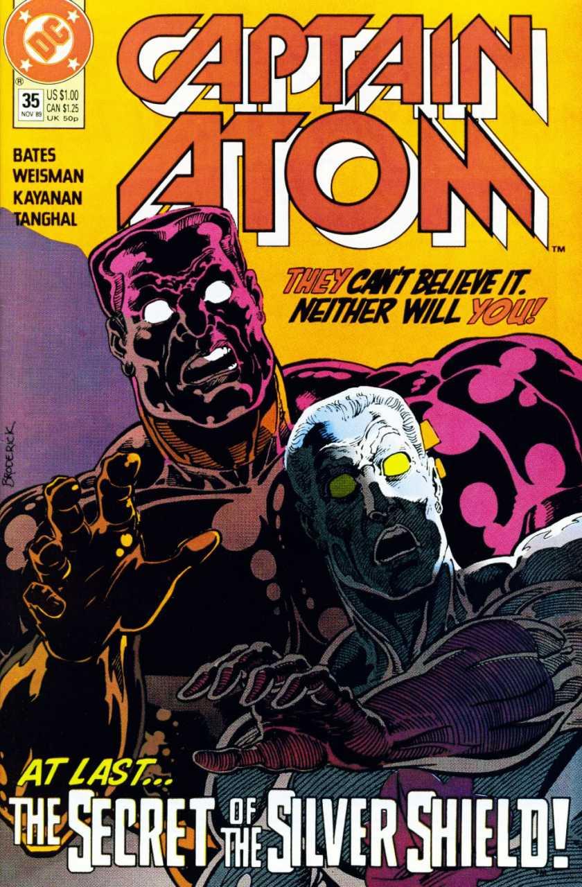 Captain Atom #35