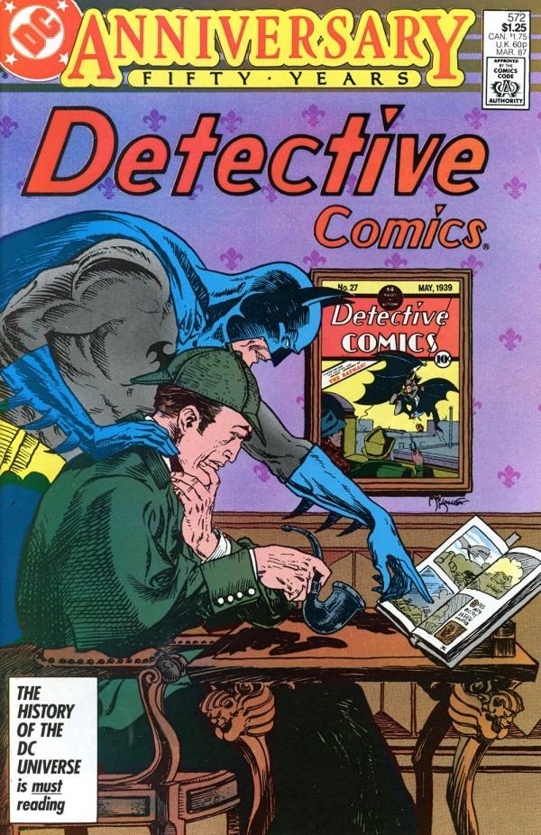 Detective Comics #572