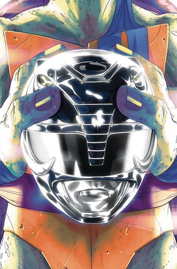 Mighty Morphin Power Rangers / Teenage Mutant Ninja Turtles #5